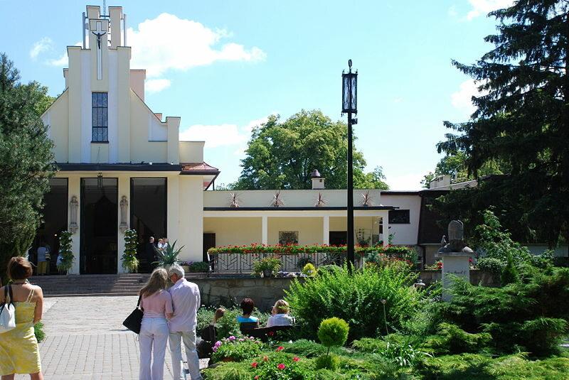 Parafia św. Krzysztofa w Podkowie Leśnej