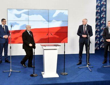 Sondaż. Gowin i Ziobro bez PiS-u nie wejdą do Sejmu
