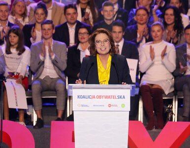 Kidawa-Błońska: W tych wyborach to kobiety zdecydują o wyniku