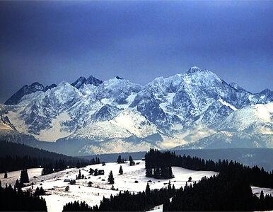 Akcja ratunkowa w Tatrach. Lawina porwała turystów