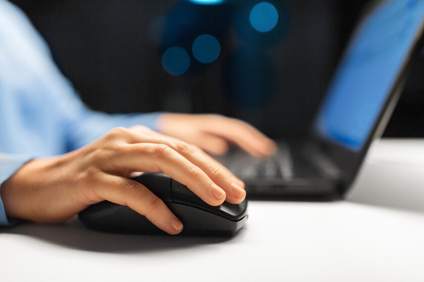 Komputer, internet, zdj. ilustracyjne
