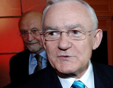 Miller o wniosku Tuska: Chce głosowania nad świstkiem? Kompromitacja