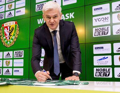 Szybki powrót do trenowania. Jacek Magiera poprowadzi Śląsk Wrocław