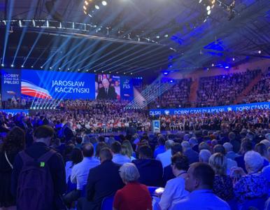 Konwencja PiS. Partia przedstawiła program wyborczy