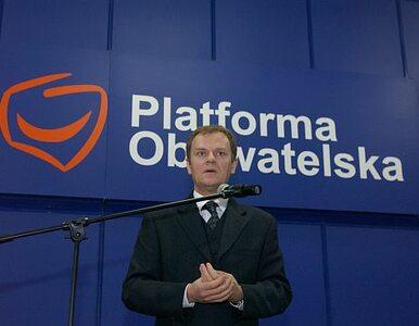 Tusk: Bielecki wiceszefem PO? To niemożliwe
