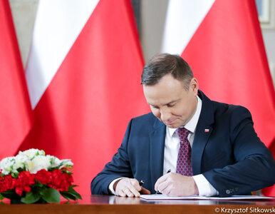 Podano oficjalny termin wyborów do PE. Prezydent Duda podpisał...
