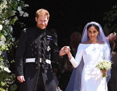 Pracowała przy sukniach ślubnych Kate i Meghan. Teraz projektantka stoi...