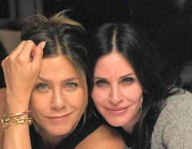 """Samolot z Jennifer Aniston i Courtney Cox stracił koło. """"Napisałam do..."""