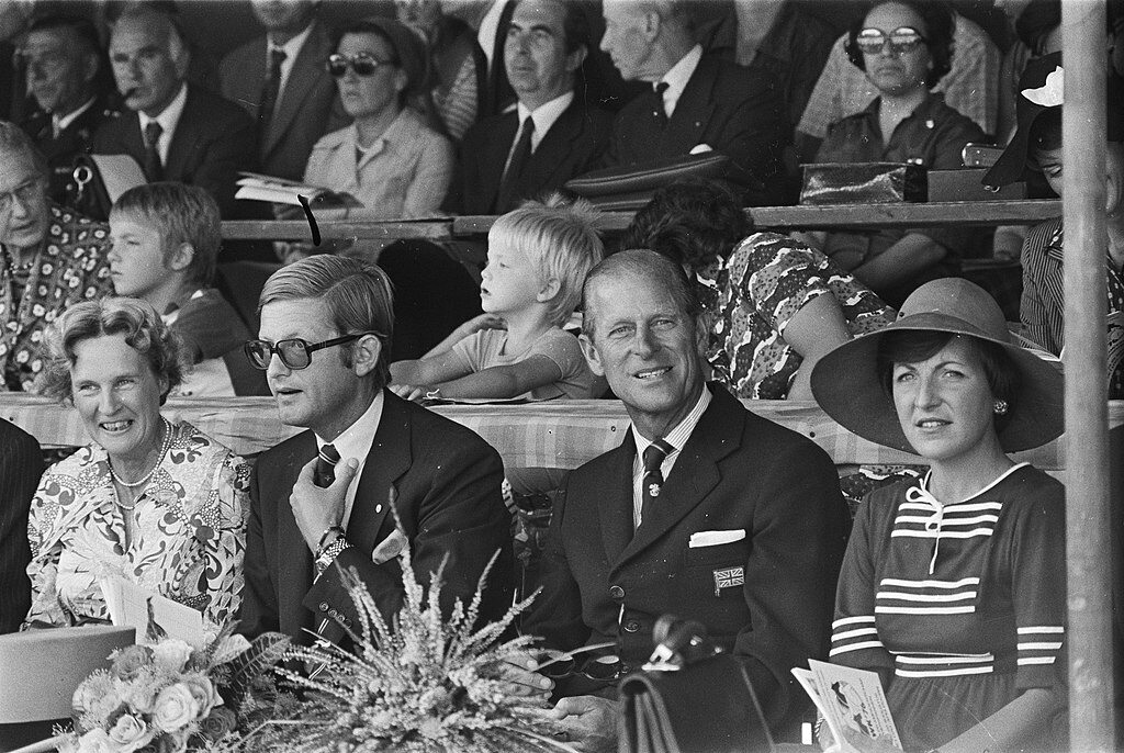 Książę Filip w 1976 roku