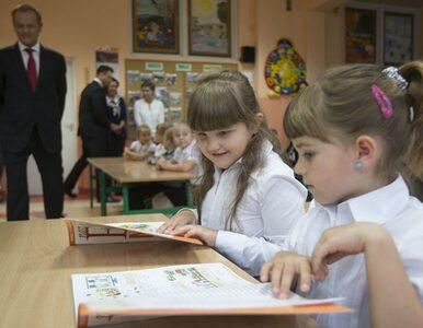 Tusk na rozpoczęciu roku szkolnego w Ostrowcu Świętokrzyskim