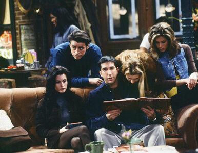"""Quiz. Co pamiętacie z 6. odcinka serialu """"Przyjaciele""""? Sprawdźcie swoją..."""