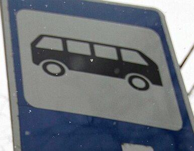 Ciężarówka wjechała w busa. 17 osób rannych