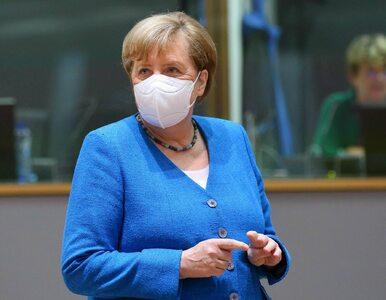 Angela Merkel zaszczepiła się dwiema różnymi szczepionkami przeciwko...