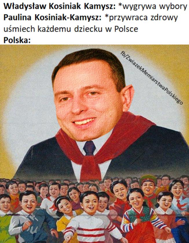 Po wygranej Kosiniaka