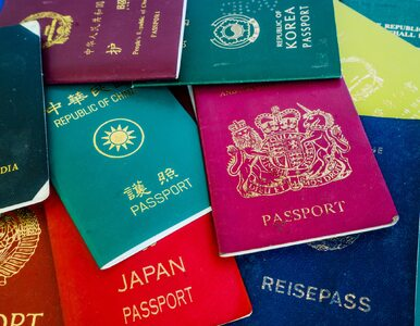 Najbardziej pożądany paszport świata. Dwa kraje na pierwszym miejscu