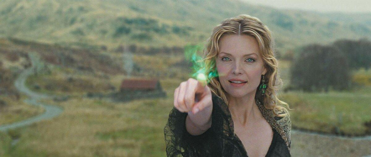 "Michelle Pfeiffer w ""Gwiezdnym pyle"", rok 2007"