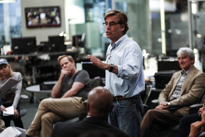 Newsroom -Aaron Sorkin iekipa