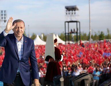 Erdogan rozczarowany Angelą Merkel. Mówi o antytureckim spisku