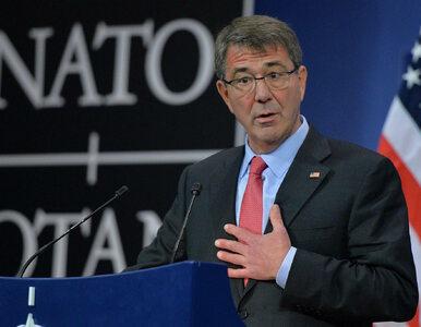 """Szef Pentagonu krytykuje Rosję. """"Podważa międzynarodowy ład"""""""