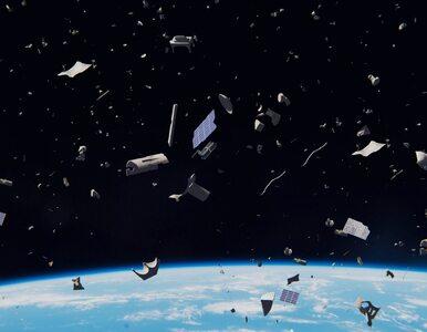 Kosmiczna śmieciarka trafi na orbitę Ziemi. ESA planuje niezwykłą misję