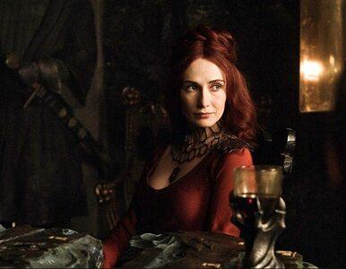 """Melisandre z """"GOT"""" zdradza szczegóły przyszłych zawirowań w serialu?..."""