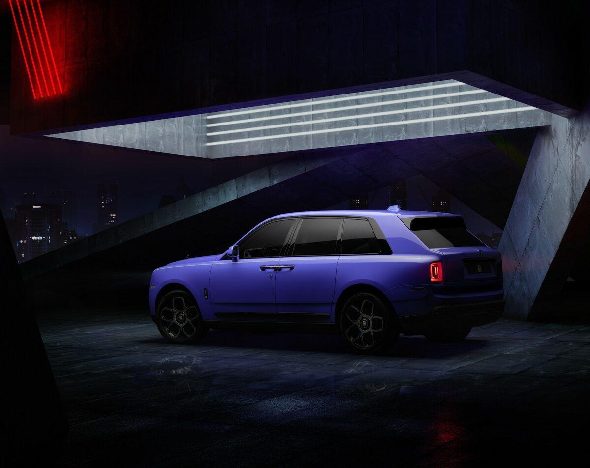 Rolls-Royce Neon Nights
