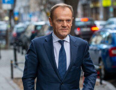 """Donald Tusk zaangażuje się w polską politykę? """"Prowadzi szeroko..."""