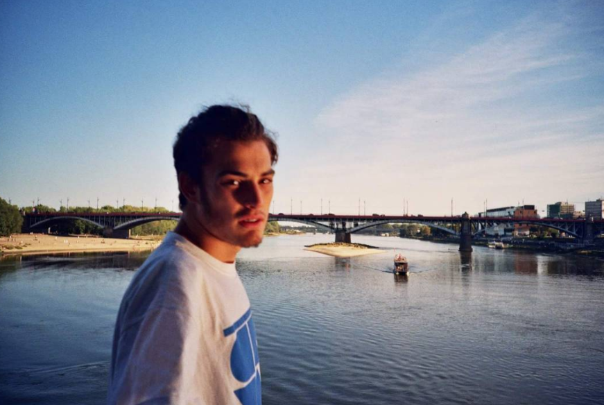 Dorosły syn Tamary Arciuch– Krzysztof