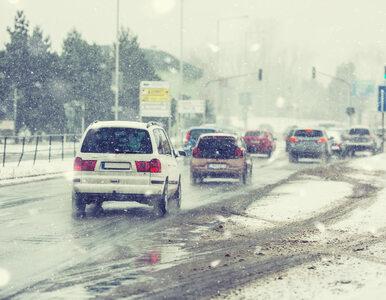 Ostrzeżenia IMGW dla większości kraju. Uwaga na śnieg i oblodzenia