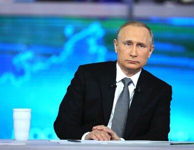 Władimir Putin wygrywa wybory prezydenckie w Rosji. Rekordowe poparcie