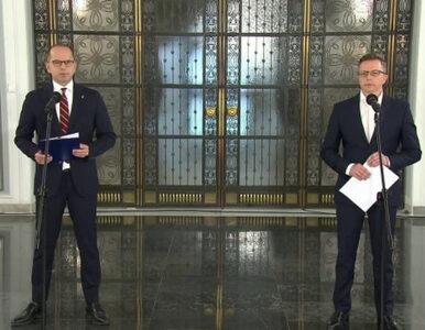 KO chce powołania komisji śledczej w sprawie Łukasza Szumowskiego