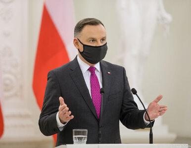 Andrzej Duda o budżecie UE: Nie zgadzamy się na dyktaty