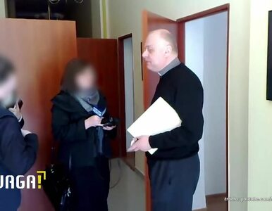 """Uwaga! TVN: Kim był """"nietykalny"""" ksiądz Andrzej Dymer?"""