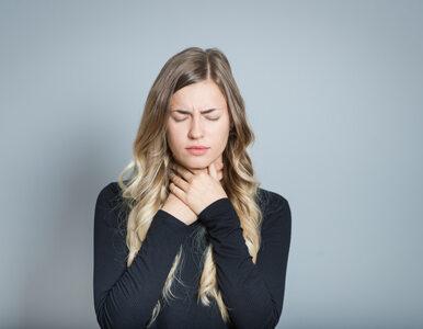 Gula w gardle – czy to musi być nowotwór?
