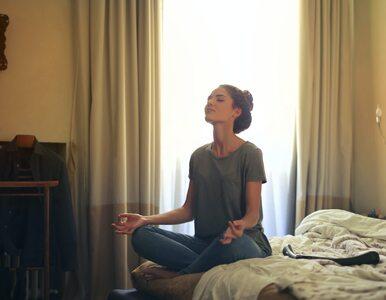 Co dzieje się z ciałem osoby, która każdego dnia medytuje?