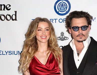 Johnny Depp pozwał Amber Heard. Żąda 50 milionów dolarów