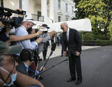 """Joe Biden dostał pytanie o Andrzej Dudę. """"Polski prezydent? Nie, jeszcze..."""