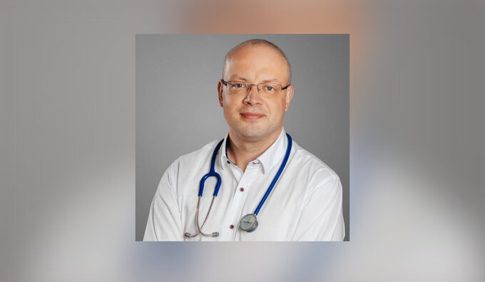 Maciej Kamiński, diabetolog