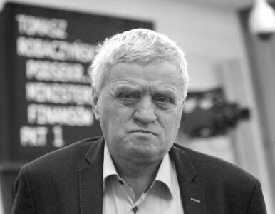 Śmierć byłego senatora Stanisława Koguta. Syn przerywa milczenie