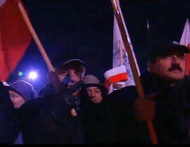 Wielki marsz PiS. Kaczyński: Alleluja i do przodu!