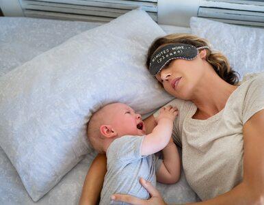 O ile lat szybciej starzeją się matki niedosypiające po urodzeniu...