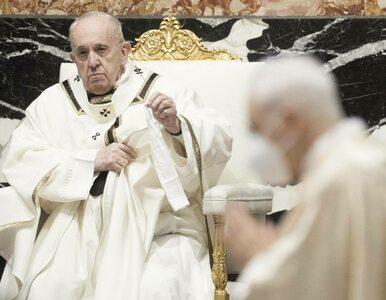 Historyczna decyzja papieża Franciszka. Kobiety dopuszczone do posługi