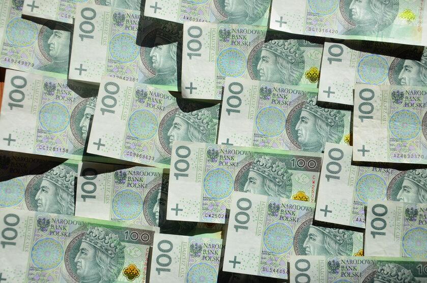 Pieniądze polskie, zdjęcie ilustracyjne