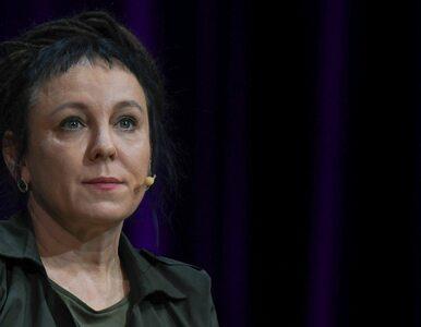 """Olga Tokarczuk zaangażowała się akcję """"Jeszcze żywy KARP"""". Napisała..."""
