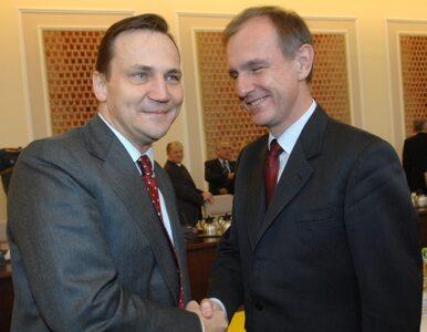 Polacy ufają Sikorskiemu bardziej niż Tuskowi