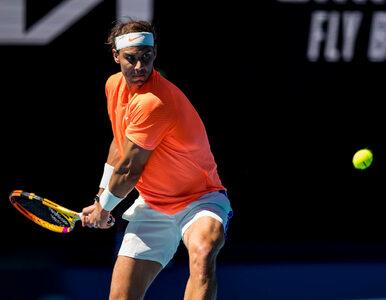 Obsceniczny gest w kierunku Rafaela Nadala! Jak odpowiedział Hiszpan?