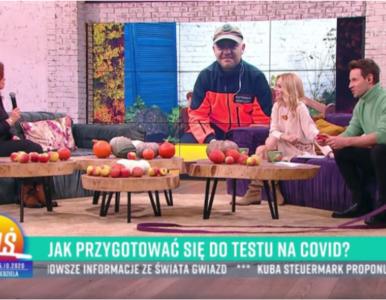 Ratownik wsparł kobiety na antenie TVP w programie na żywo. Prowadzący w...