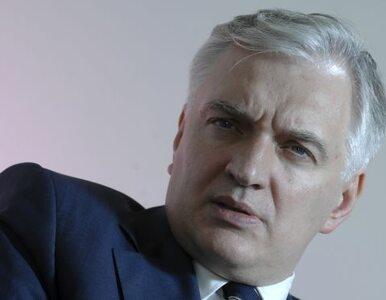Gowin: Komorowski to prezydent sytych