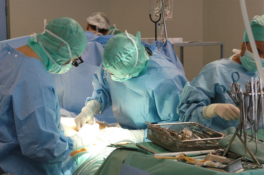 Operacja, zdj. ilustracyjne