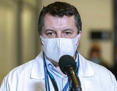 Szpital Narodowy stoi pusty, a lekarze zarabiają krocie? Szef placówki...